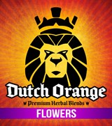 Dutch Orange Flowers