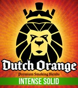 Dutch Orange Intense Solid