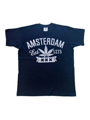 Heather Weed Amsterdam T-Shirt