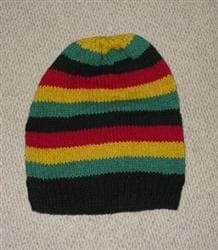 Rasta Stocking Cap